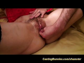 Castingcouchx tampa coed tries porn for first time - 2 part 5