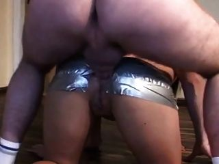 GAY DUCT TAPED FUCKED