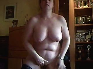 My Wife Standing Masturbate For You