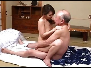 Old man sex video online