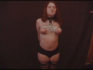 Pinching Her Nipples