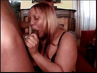 Big Girl Orgy Ends With Big Facials