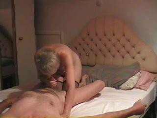 Mature Couple Having Fun 4