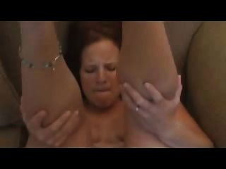 Horny Fat Bbw Redhead Ex Gf Fucked In The Ass