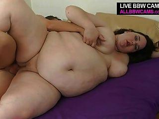 Brunette fatty aire fresco loves fat dick - 3 1