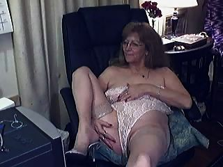 Lovely Granny With Glasses 2