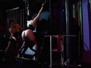 Pleasure And Pain For The Slave Girl