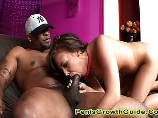 Ivy Winters Fucked By A Huge Black Cock