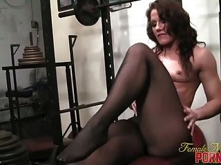 Young voyeur orgasms
