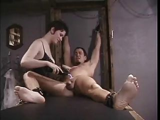 Electro Torture For Slave