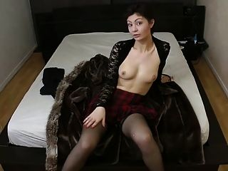 Cute Milf Ruby Fucked in Stockings - Free Porn Videos