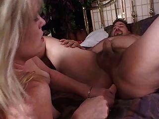 Mistress And Her New Strapon Bitch Boy