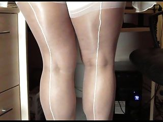 Solo Stockings Show