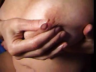 Busty Mum Enjoys Her Body
