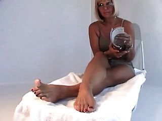 Mature foot sex videos