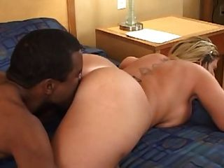 Blonde Milf Interracial Cuckold Bbc Husband Watching