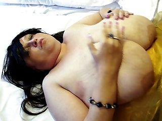 Ssbbw Anika Q-cup - Heavy On Back Jiggles