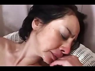 Loves cum mom mature
