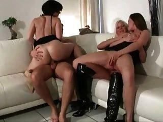 German Foursome