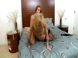 Td mor outstanding redhead facial - 2 part 5