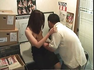 Japanese Blackmail Video Scandal 04