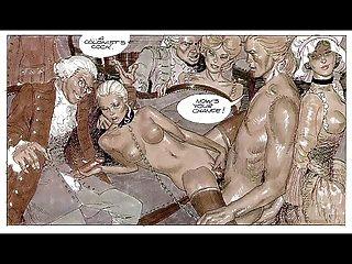 cartoon animal sex