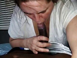 Slave to a black femdom pussy