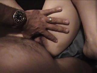 Wife Used Big Dildo