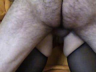 Amateur panty tease