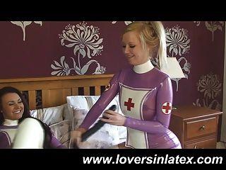 Latex Nurses Fucking