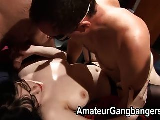 Taking Turns To Fuck Jessica Lo