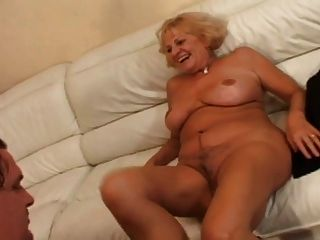 A veces money talks 4 busty blonde granny gilf 7