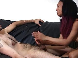 Funny - Girl Accidentally Makes Him Cum On His Face