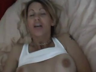 Anal, Cums On Her Pussy And Then Drinks It From A Glass