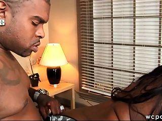 Big Black Booty Office Sex