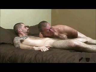 Daddy Waiting In Bed