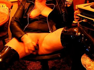Horny In Leather