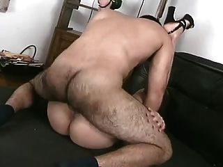 Hot Hairy Man Fuck Missionary
