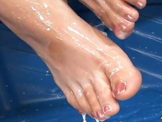 Jenna haze foot