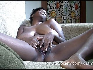 Cute black stephine likes to blow and fuck anytime