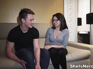She Is Nerdy - The Pussy Fucking Theory