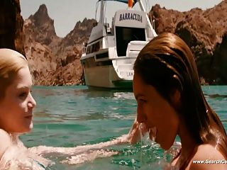 Kelly Brook & Jessica Szohr Nude & Sexy - Piranha - Hd