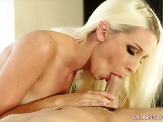 Steve Shae Cock Milking Her Client To A Happy Ending