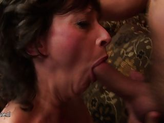 Mature Group Sex Party Goes Nasty
