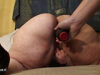 Big Mama Gets A Special Warm Surprise