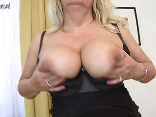 ... and Rate Old Grannies With Flappy Saggy Breasts Tubes at Esmatube.com