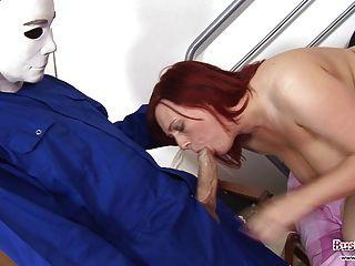 Big Tits Kelly Danvers Fucks Masked Man
