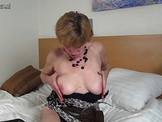 52 years dutch granny gif gread webcam show - 3 part 5
