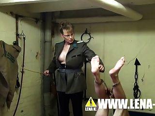 Lady Saba Hard Interrogation
