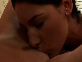 Sauna Lesbians In Hd Pt1 (720p)